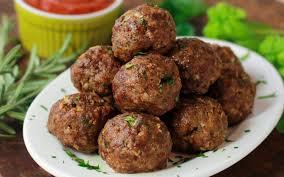 beef meatballs images